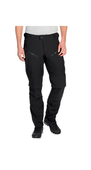VAUDE Morzine ZO Pants Men black